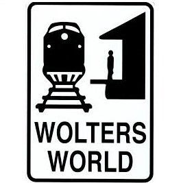 Wolters World Logo
