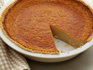 Deep Dish Cheese Pie by Charles Granquist. (All about Cardamon by Faim d'épices - Marrakech)
